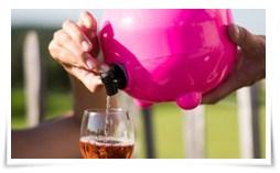 Photo of Dispensador de vino.