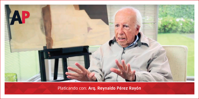 Photo of Ambiente Plástico con Arq. Reinaldo Pérez Rayón