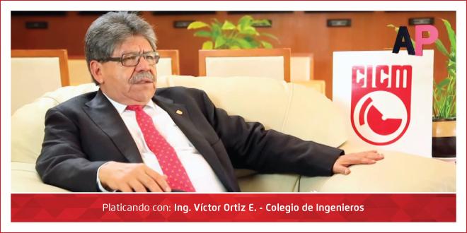 Photo of Ambiente Plástico con Ing. Víctor Ortiz E. – Colegio de Ingenieros Civiles de México