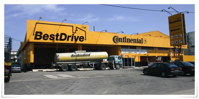 Photo of Continental abrirá su «best drive» en Texcoco y Monterrey