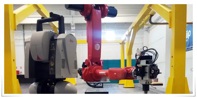 Photo of Proyecto europeo de robotización