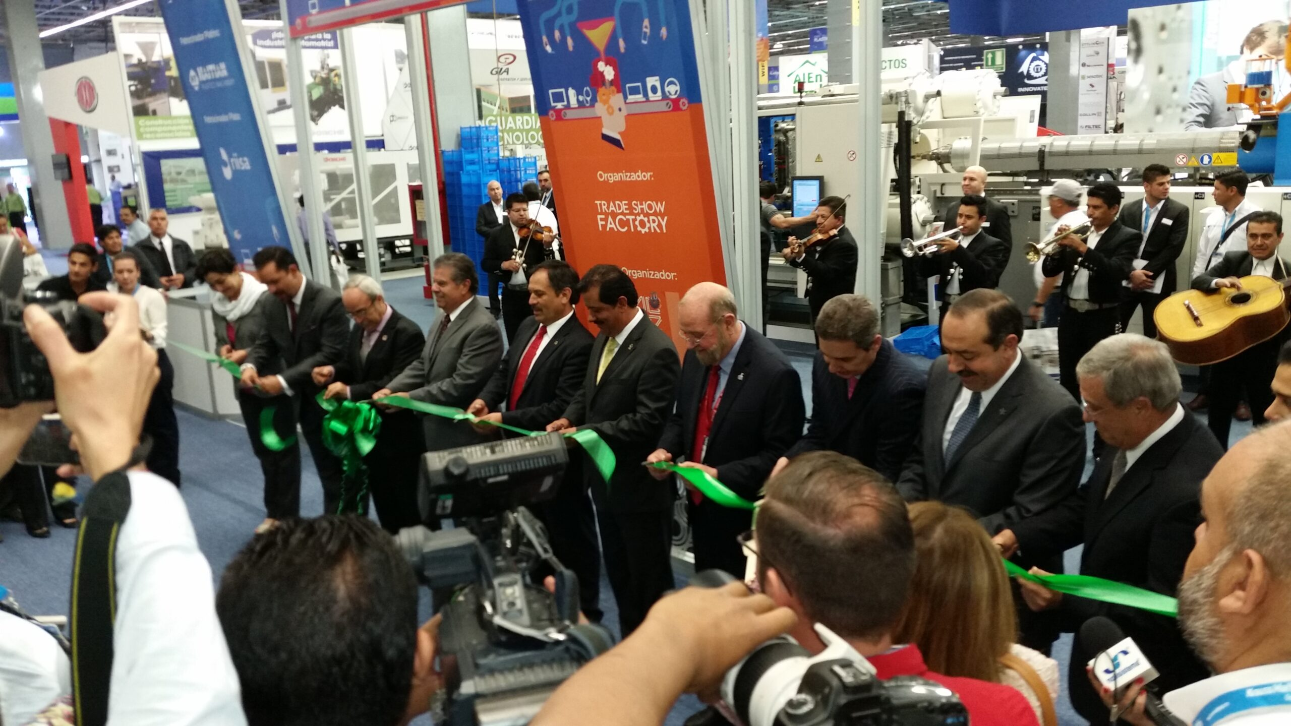 Photo of Inauguran Expoplásticos