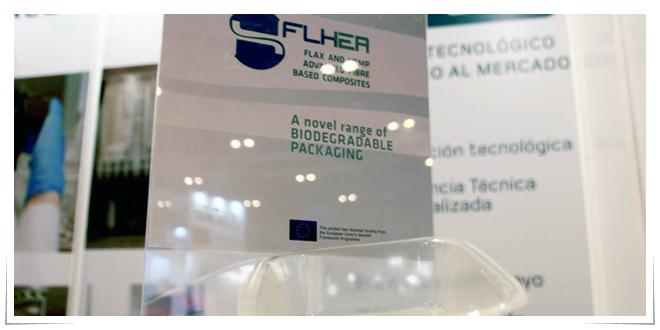 Photo of Nuevo material de envase biodegradable hecho de fibras de lino