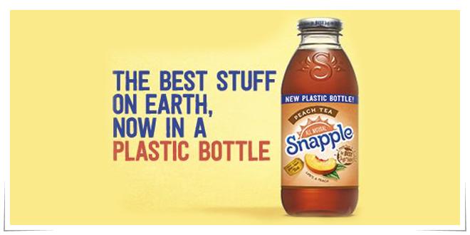 Photo of R & D / Leverage  colabora en el nuevo envase de la bebida Snapple