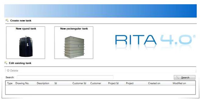Photo of Una nueva versión de RITA 4.0, para tanques de termoplásticos
