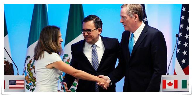 Photo of Un día más para la sexta ronda de negociaciones del TLCAN