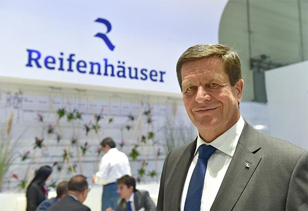 K 2019: Entrevista con el director de ventas de Reifenhäuser