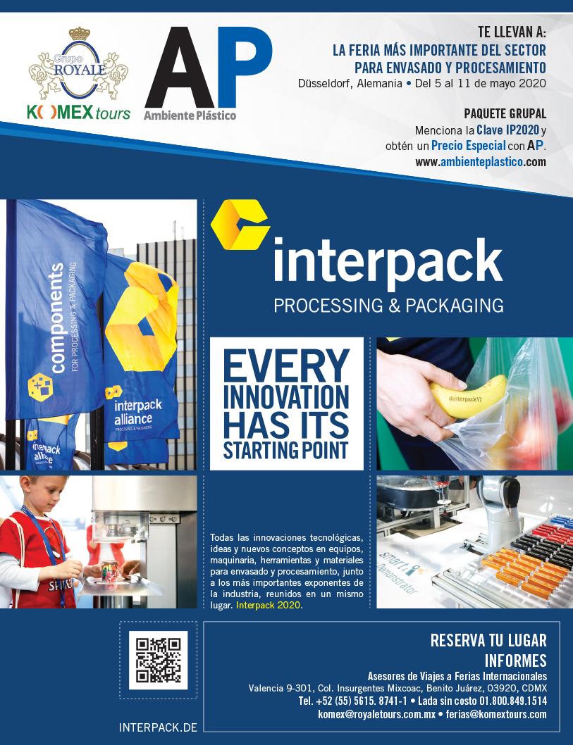 Interpack 2020 Alemania