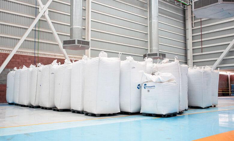 Alcamare: Un proyecto de reciclaje de clase mundial