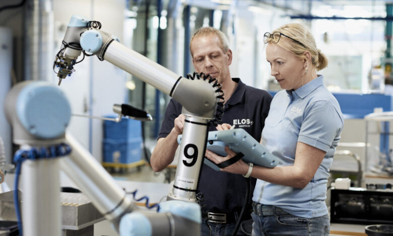 robots autónomos móviles
