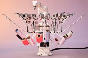 Adidas Strung robot