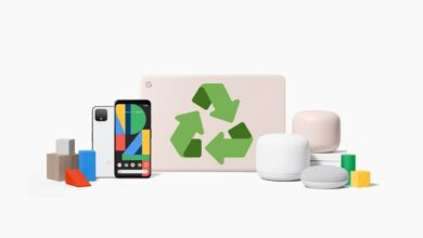Photo of Google fabricará sus Pixel y Nest con plástico reciclado