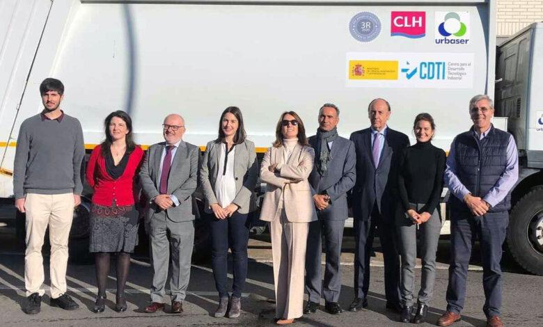 Urbaser y CLH desarrollan diésel a partir de residuos plásticos