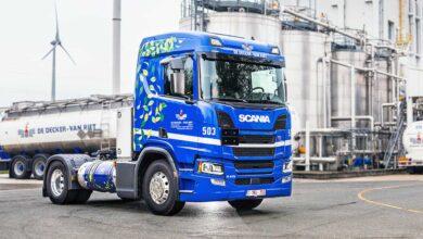 Despliegan camiones de GNL con menores emisiones de CO2 para transporte de larga distancia