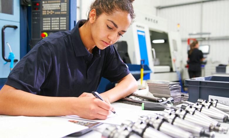 Equidad de género en la Industria Manufacturera