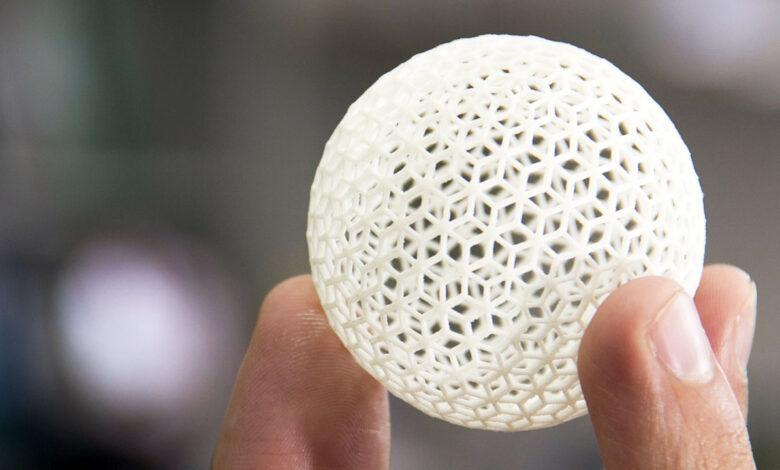 Impresión 3D transforma sector manufacturero