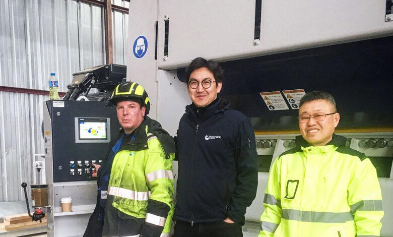 Lindner Recyclingtech abre nuevo centro en Singapur