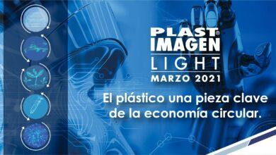 PLASTIMAGEN LIGHT: el foro de la Industria del Plástico se realizará del 24 al 26 de marzo de 2021