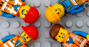 Lego juguetes ecológicos