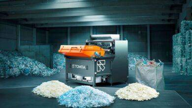 Clasificación de hojuelas de plástico: el futuro del reciclaje