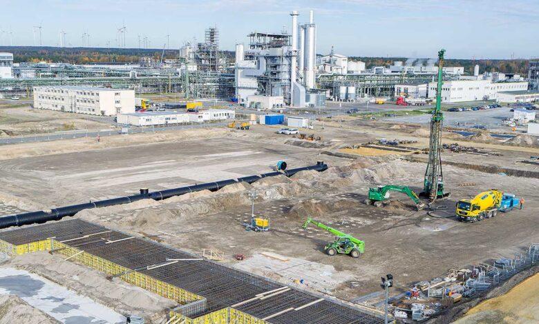 BASF prepara planta de materiales activos de cátodos en Alemania