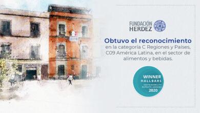 Fundación Herdez gana reconocimiento de los premios Hallbars