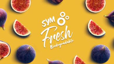SYM Fresh: las bolsas reutilizables para frutas y verduras