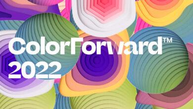 ColorForward: Avient presenta las tendencias de colores para el 2022