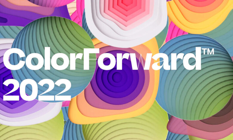 ColorForward: Avient presenta las tendencias de colores para el 2022