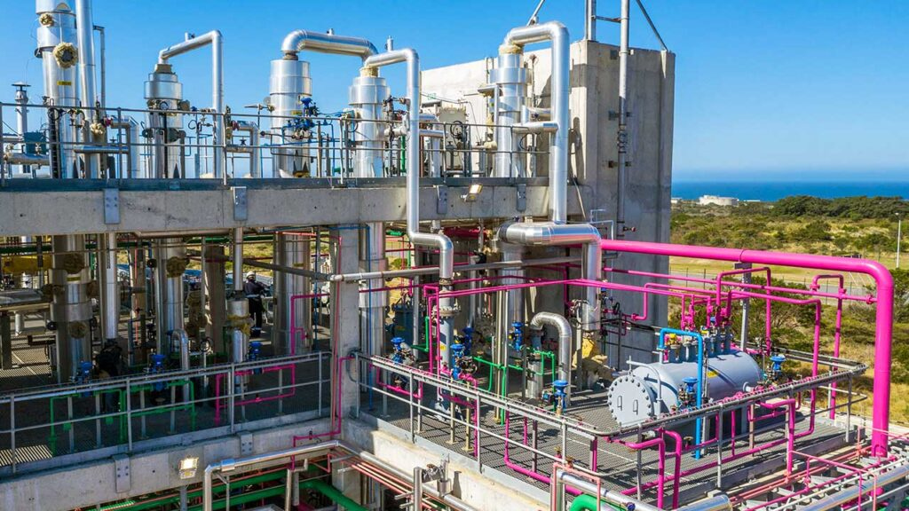 La solución de reciclaje de plástico de Clariter logra huella de carbono negativa