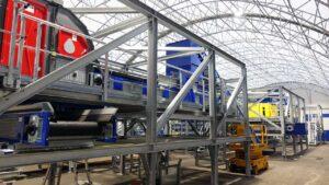 STADLER abre un nuevo Centro de Pruebas e Innovación para clasificación y reciclaje de plástico