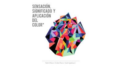 Sensación, significado y aplicación del color