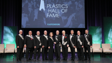 Plastics hall of fame