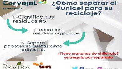 Carvajal Empaques y R3VIRA se unen por el reciclado desde casa