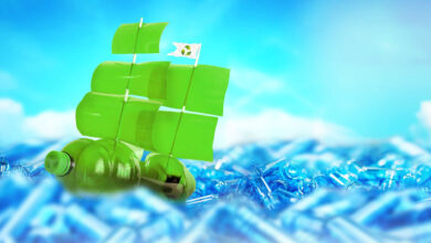 3 recomendaciones del GCSA para el uso de plásticos biodegradables