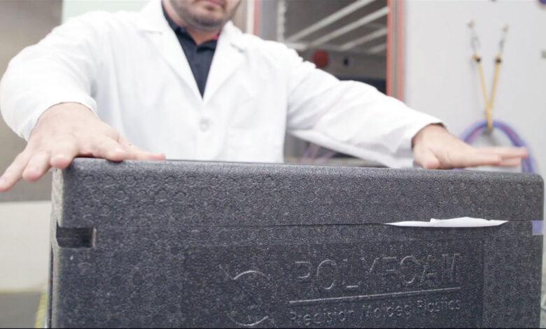 Contenedores de poliestireno: clave para la refrigeración y distribución de la vacuna contra el COVID-19