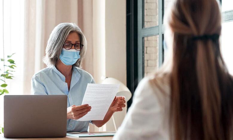 Recomendaciones para realizar entrevistas de trabajo seguras durante la pandemia
