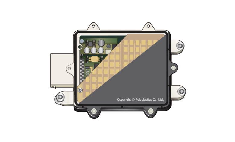 Nuevos sensores de PBT y PPS para conducción autónoma