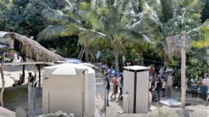 Rotoplas y Harpic se unen para brindar acceso a agua e higiene en Edomex