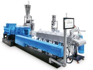 RenCom inicia la producción de su biomaterial con tecnología ZSK