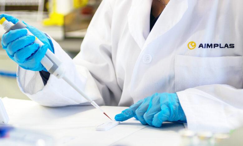 AIMPLAS creó un test rápido más sensible que detecta la inmunidad al Covid-19 y su cepa británica