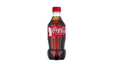 Esta es la nueva botella de Coca-Cola hecha con 100% de plástico reciclado