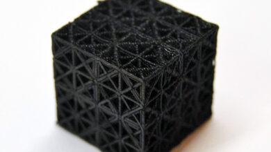 Metamaterial impreso en 3D podría crear automóviles más ligeros y seguros