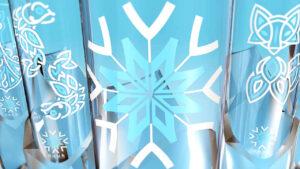 Así es NUUK, botella de rPET inspirada en Groenlandia