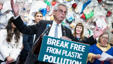 "PLASTICS responde a la ""Break Free From Plastic Pollution Act"""