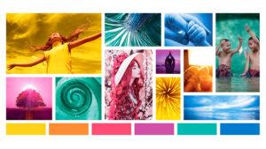 """Emerging Confidence"": la gama ColorDirection 2022 de Millikem"