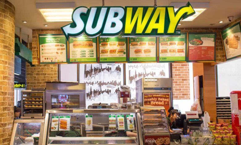 Subway México cambiará plásticos de un solo uso por envases compostables
