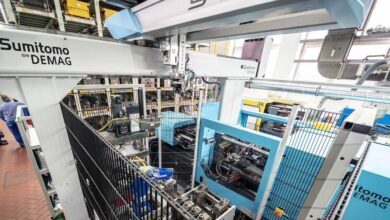 BASF y Sumitomo ya tiene una celda de producción de plásticos avanzados
