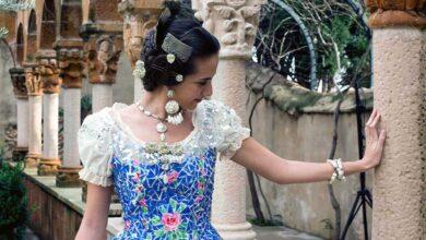 El vestido hecho con plástico reciclado que llegó a National Geographic