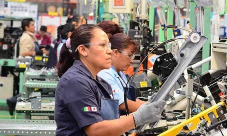 industria manufacturera méxico